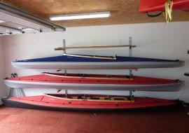 Klepper – Faltboot Aktion auf Lagerboote